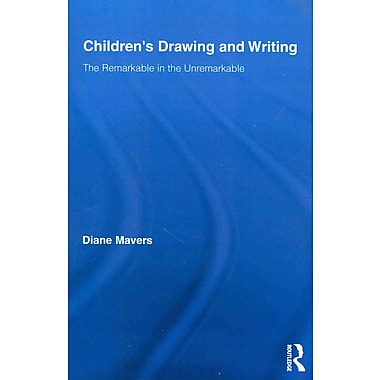 Taylor & Francis Children's Drawing and Writing Book