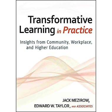 John Wiley & Sons Transformative Learning in Practice Book