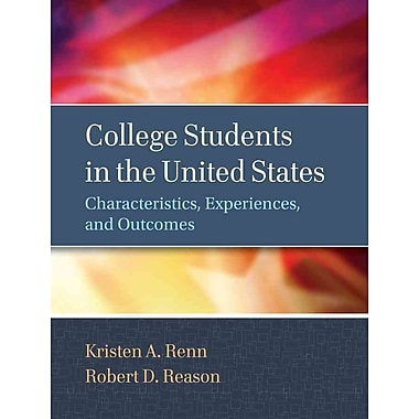 John Wiley & Sons College Students in the United States Book