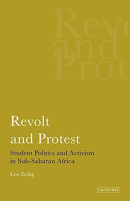 Palgrave Macmillan Revolt and Protest Book