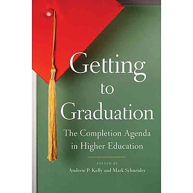 Johns Hopkins University Press Getting to Graduation Book