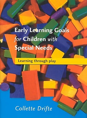 Taylor & Francis Early Learning Goals for Children with Special Needs Book