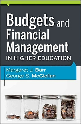Wiley Budgets and Financial Management in Higher Education Book