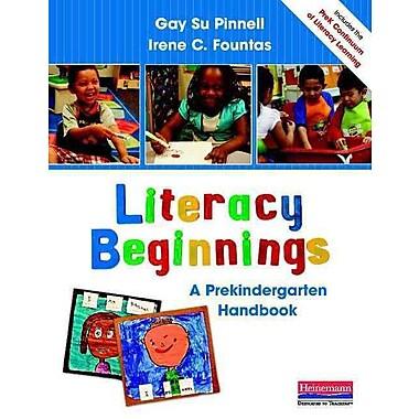 Heinemann Literacy Beginnings Book