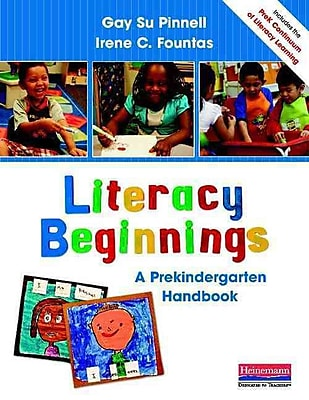 Heinemann Literacy Beginnings Book