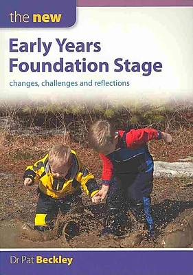 McGraw-Hill Education The New Early Years Foundation Stage: Changes, Challenges and Reflections Book