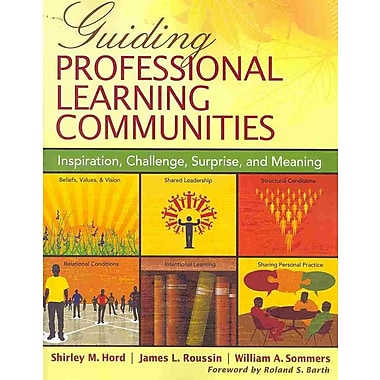 Corwin Guiding Professional Learning Communities Book