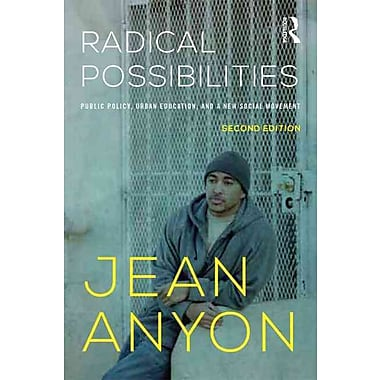 Taylor & Francis Radical Possibilities Paperback Book