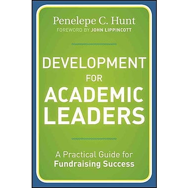 John Wiley & Sons Development for Academic Leaders Guide