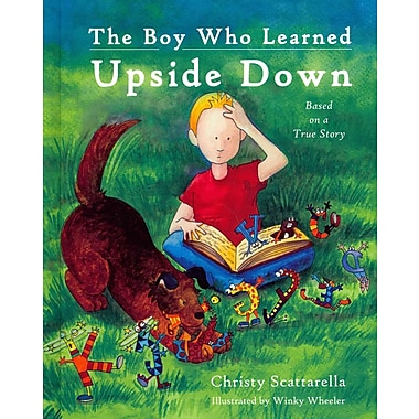 Midpoint Trade Books The Boy Who Learned Upside Down Book
