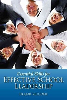 Pearson Essential Skills for Effective School Leadership Book