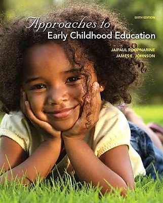 Pearson Approaches to Early Childhood Education Book