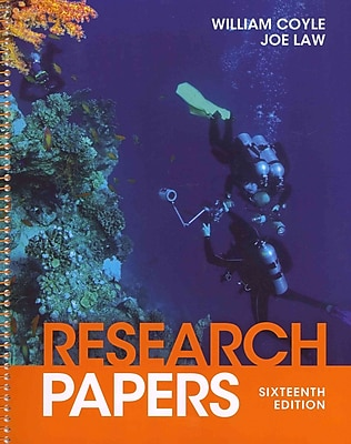 Cengage Learning® Research Papers Book