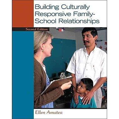 Pearson Building Culturally Responsive Family-School Relationships Book