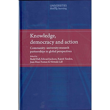Palgrave Macmillan Knowledge, Democracy And Action Book