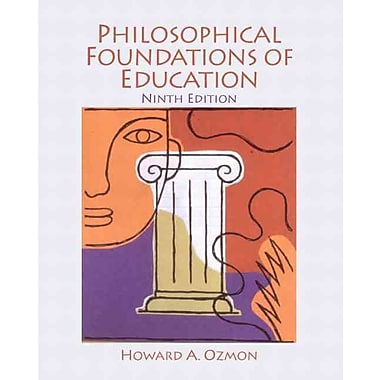 Pearson Philosophical Foundations of Education Book