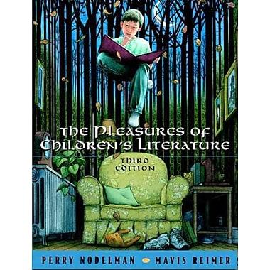 Pearson The Pleasures of Children's Literature Book, Used Book