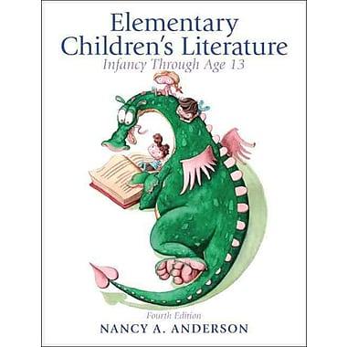 Pearson Elementary Children's Literature: Infancy through Age 13 Book