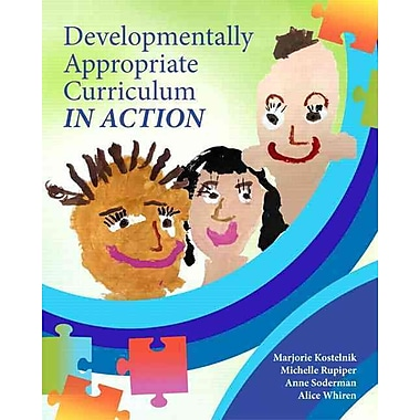 Pearson Developmentally Appropriate Curriculum in Action Book