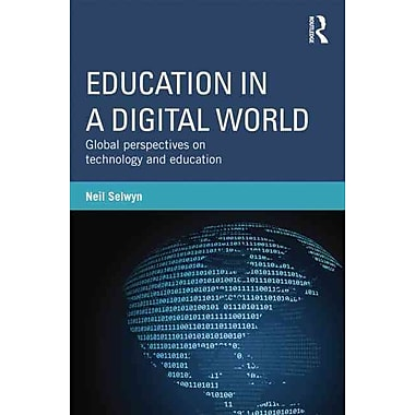 Taylor & Francis Education in a Digital World Paperback Book
