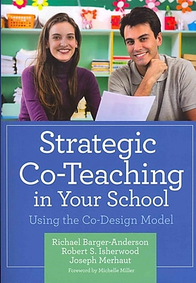 Brookes Publishing Co Strategic Co-Teaching in Your School Book