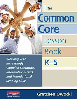 Heinemann The Common Core Lesson Book