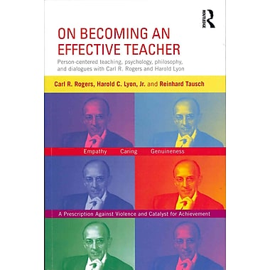 Taylor & Francis On Becoming an Effective Teacher Paperback Book