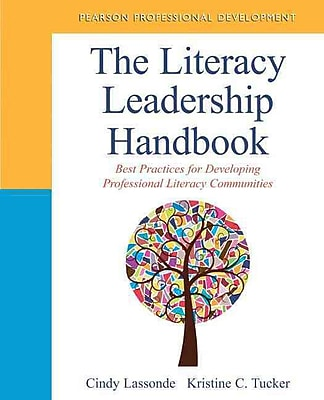 Prentice Hall The Literacy Leadership Handbook Book