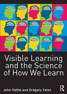 Taylor & Francis Visible Learning and the Science of How We Learn Paperback Book