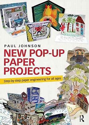 Taylor & Francis New Pop-Up Paper Projects Book