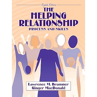 Pearson The Helping Relationship: Process and Skills Book