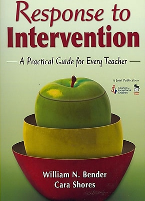 Corwin Response to Intervention: A Practical Guide for Every Teacher Book