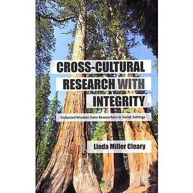 Palgrave Macmillan Cross-Cultural Research with Integrity Book