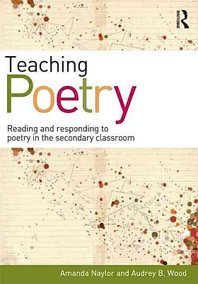 Taylor & Francis Teaching Poetry Paperback Book