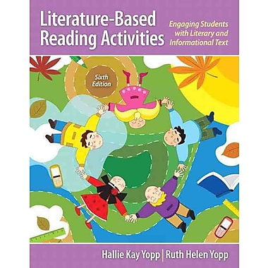 Pearson Literature-Based Reading Activities Book