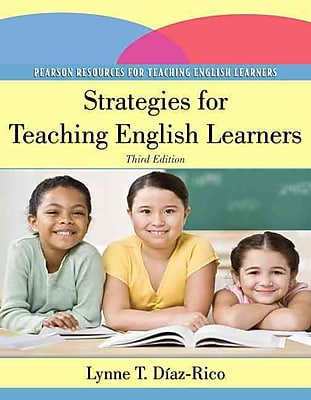 Pearson Strategies for Teaching English Learners Book