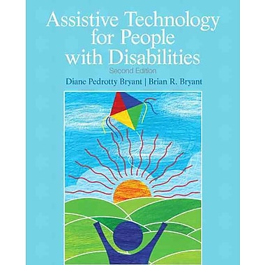 Pearson Assistive Technology for People with Disabilities Book