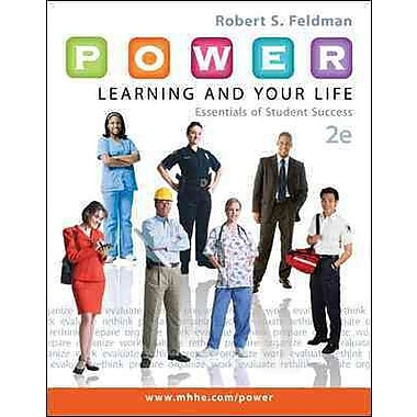 McGraw-Hill Education P.O.W.E.R. Learning and Your Life Book