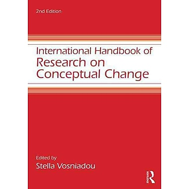 Taylor & Francis International Handbook of Research on Conceptual Change Book
