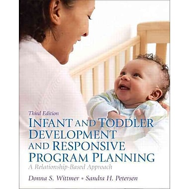 Pearson Infant and Toddler Development and Responsive Program Planning Book
