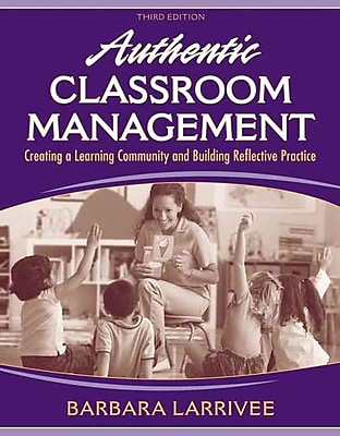 Pearson Authentic Classroom Management Book