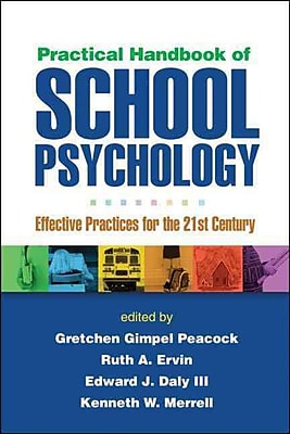 Guilford Press Practical Handbook of School Psychology: Effective Practices for the...Book