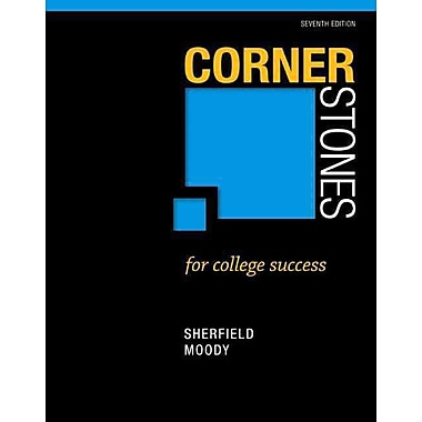 Pearson Cornerstones for College Success Book, 7th Edition