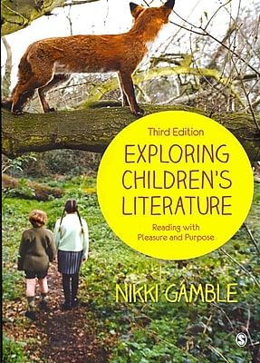 Sage Publications Exploring Children's Literature Paperback Book