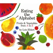 "Houghton Mifflin Harcourt ""Eating the Alphabet : Fruits & Vegetables..."" Book, Grade PreK - 3rd"