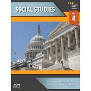 "Houghton Mifflin Harcourt ""Steck-Vaughn Core Skills Social Studies"" Workbook, Grade 4th"