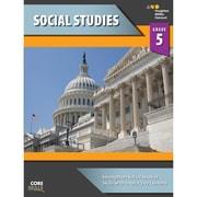 "Houghton Mifflin Harcourt ""Steck-Vaughn Core Skills Social Studies"" Workbook, Grade 5"