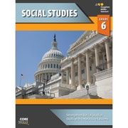 "Houghton Mifflin Harcourt ""Steck-Vaughn Core Skills Social Studies"" Workbook, Grade 6th"