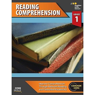 Houghton Mifflin Harcourt Steck-Vaughn Core Skills Reading Comprehension Workbook, Grade 1