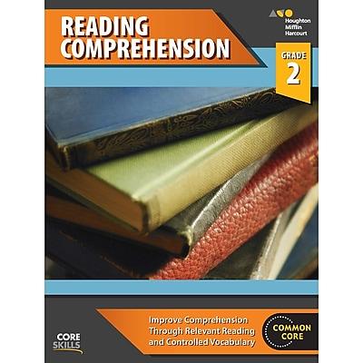 Core Skills Reading Comprehension Workbook, Grade 2
